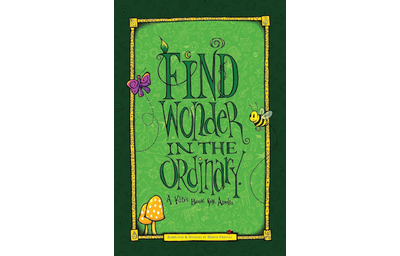 Find Wonder in the Ordinary: A Kid's Book for Adults
