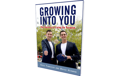 Growing Into You: The Journey to Living On Purpose